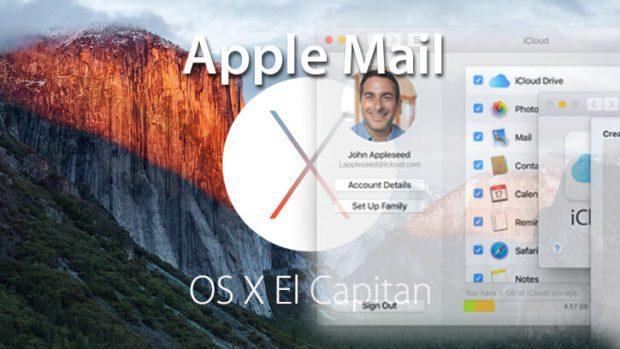 Apple Mail nach Update auf OS X El Capitan
