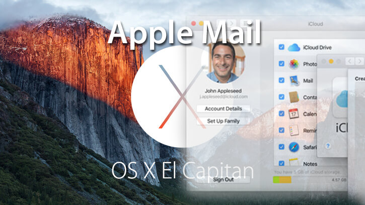 Apple Mail nach Update auf OS X El Capitan
