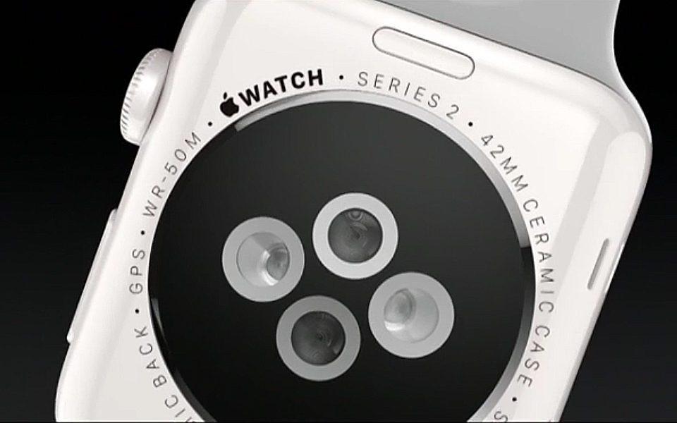 Ceramic Apple Watch Series 2