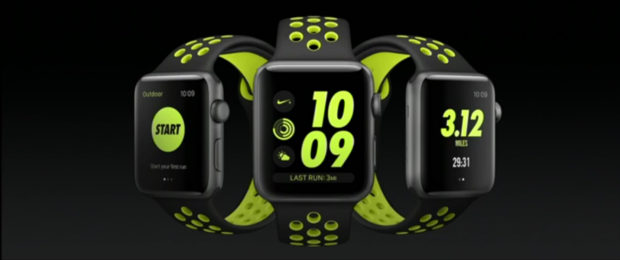 apple watch series 2 nike+ nike plus