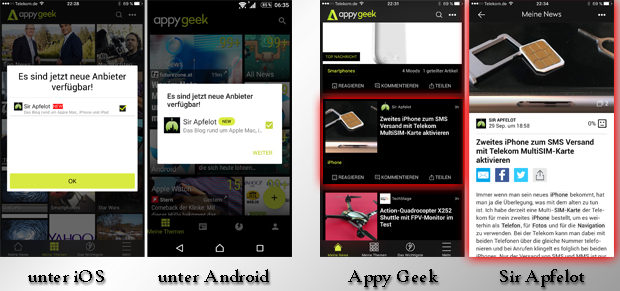 appygeek appy geek download runterladen ios android amazon sir apfelot apple news