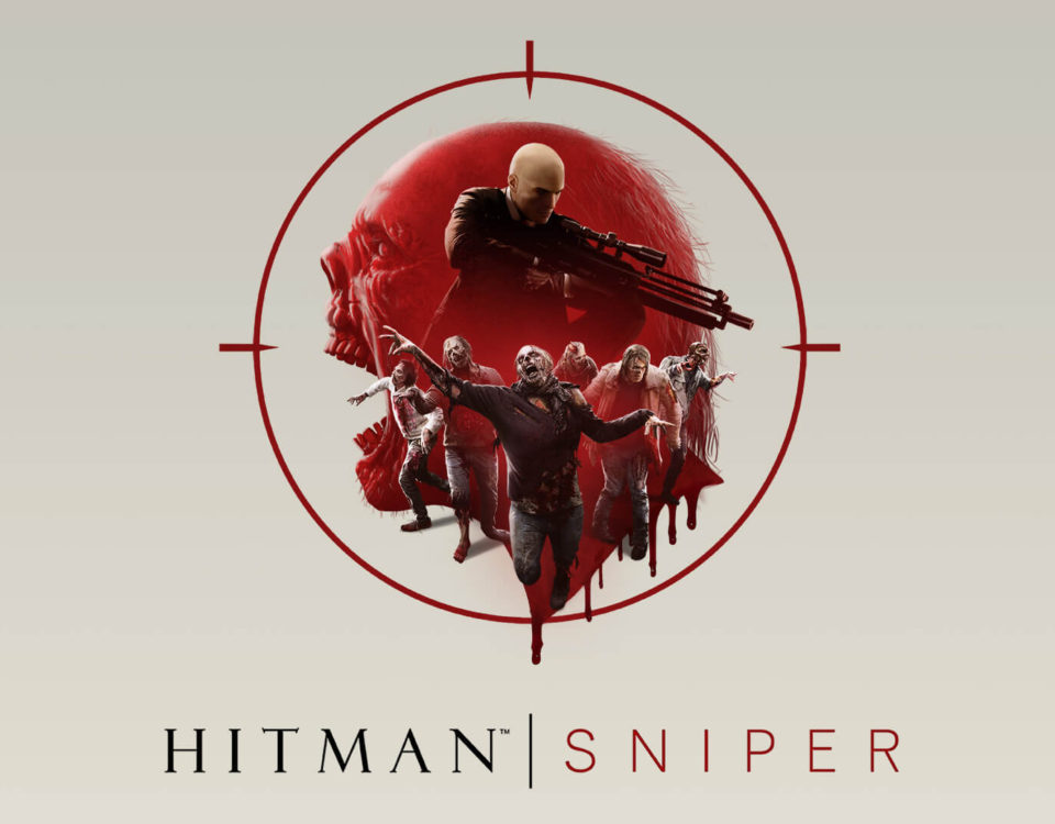 Hitman Sniper's add-on Death Valley is a pointless blasting around on zombies ...
