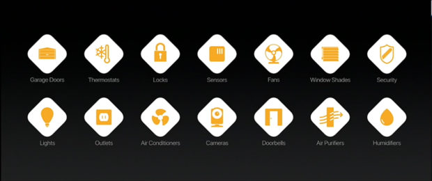 HomeKit in der iOS 10 Version