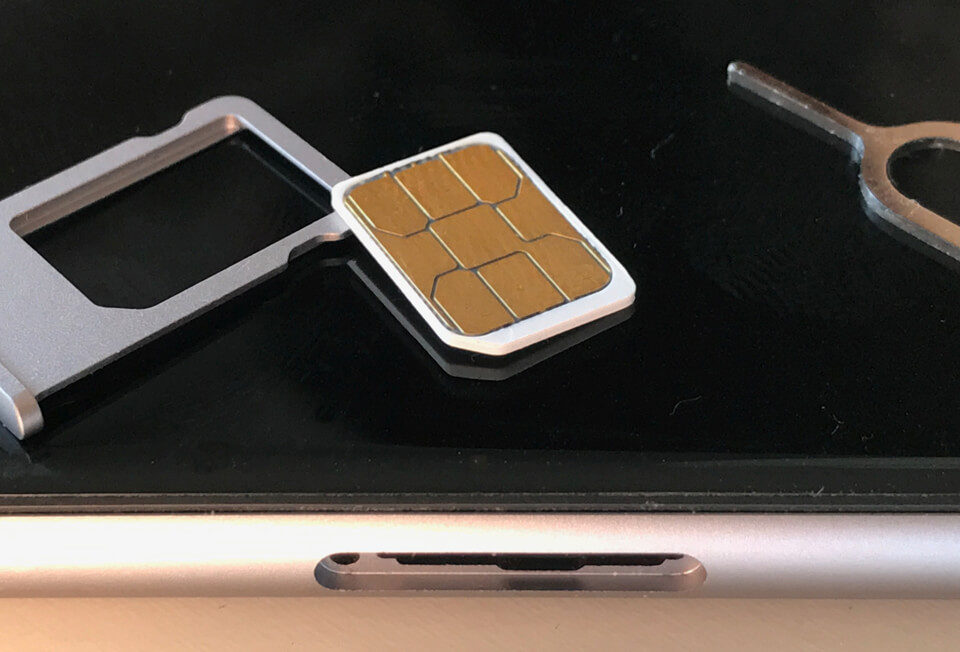Zweites iPhone mit MultiSIM Karte der Telekom betreiben.