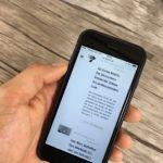 Liegt gut in der Hand: Die iPhone 6 Hülle von StilGut in Leder