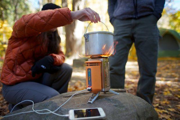 biolite campstove praxis test einsatz groesse bilder bild kundenmeinung erfahrung bericht
