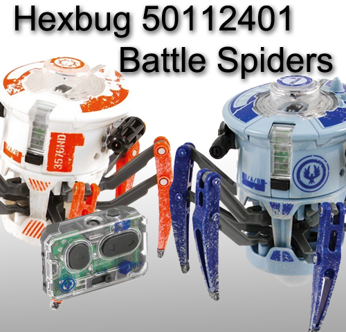 hexbug 50112401 battle spider