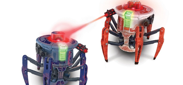 hexbug 50112401 battle spider roboter bots