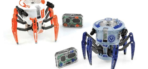 hexbug battle spider roboter lr44 batterie akku