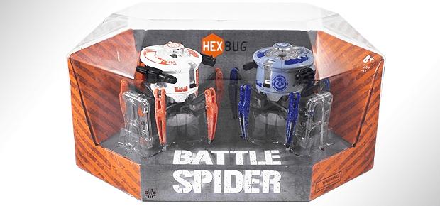 hexbug battle spider weihnachten roboter