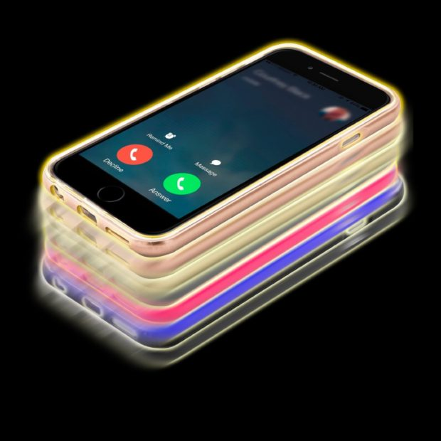 iphone 6s hülle iphone 6 case schutz selfie beleuchtung led