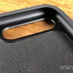 Innen ist das Quad Lock Case mit weichem Schaumstoff gepolstert.