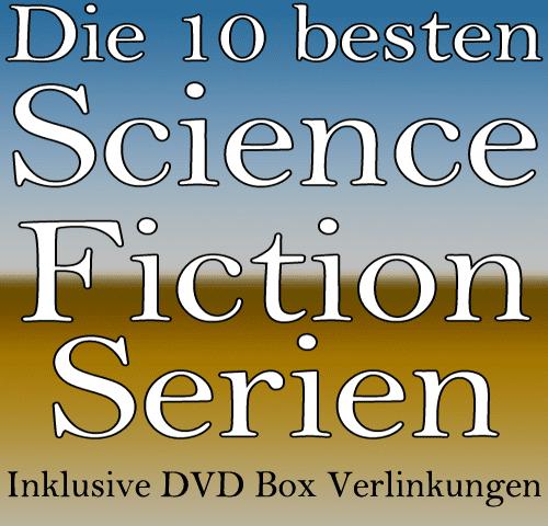science fiction dvd box