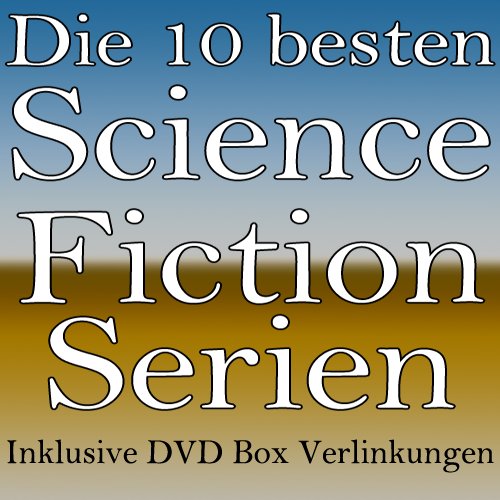 science fiction dvd box