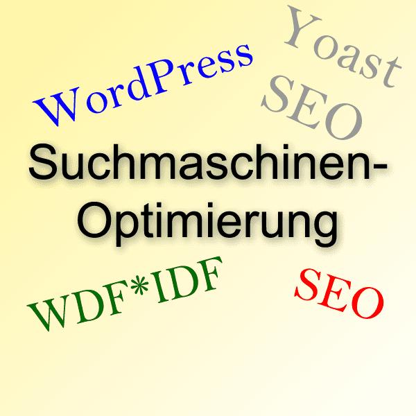 wordpress seo suchmaschinenoptimierung google