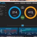 Festplatten Benchmark Tool für den Mac: AJA System Test misst Festplatten-Geschwindigkeit