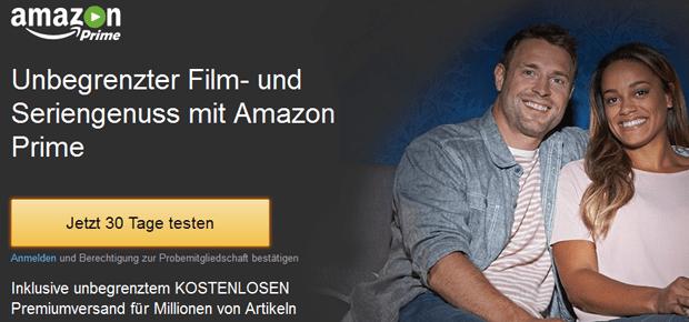 Amazon Prime Video: Filme und Serien als Stream und per App schauen oder für Offline-Filmeabende runterladen. Infos zu Angebot, Preis und ein Vergleich mit anderen Streaming Diensten gibt's hier! (Bildquelle: Amazon)