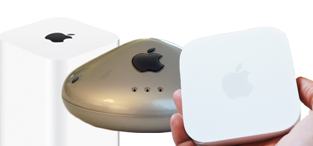 apple airport extreme time capsule 1999 2013 2016