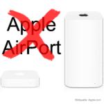 Keine Router mehr: Apple AirPort wird nicht mehr weiterentwickelt
