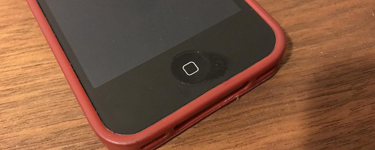 iPhone 4 Home Button reparieren: Nicht immer muss ein Wechsel des Buttons sein. Manchmal hilft auch eine Reinigung! (Fotos: Sir Apfelot)