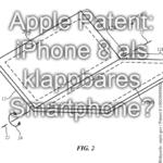 Apple Patente: Faltbares iPhone 8, das auch ausgeschaltet geortet werden kann?