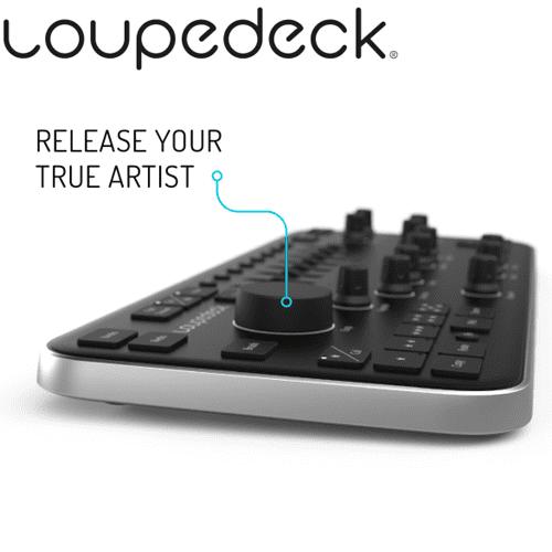 Loupedeck Lightroom Indiegogo Fotos bearbeiten Mischpult Regler