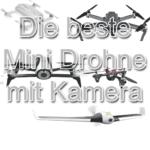 Die besten Mini-Drohnen mit Kamera: Quadrocopter mit Video-Aufnahme