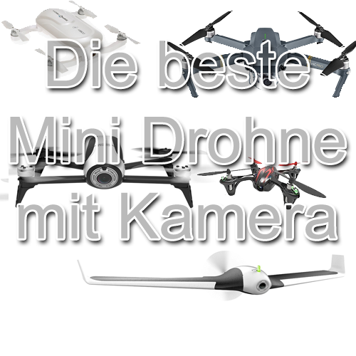 Mini-Drohnen mit Kamera im Vergleich, Test, 2016, 2017 DJI Parrot GoPro