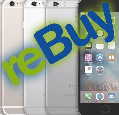 rebuy apple smartphone iphone gebraucht kaufen online rebuy.de