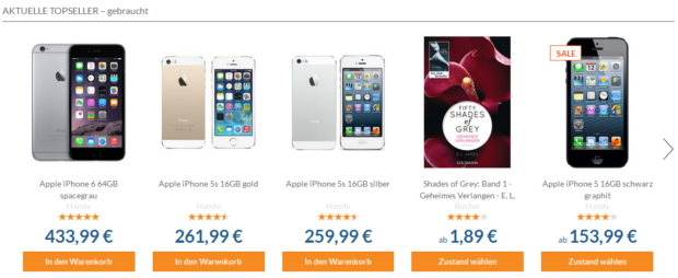 rebuy iphone gebraucht online kaufen geprüfte ware garantie