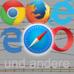 Internet Browser Marktanteile verschieben sich – Aktuelle Zahlen und hiesige Statistik