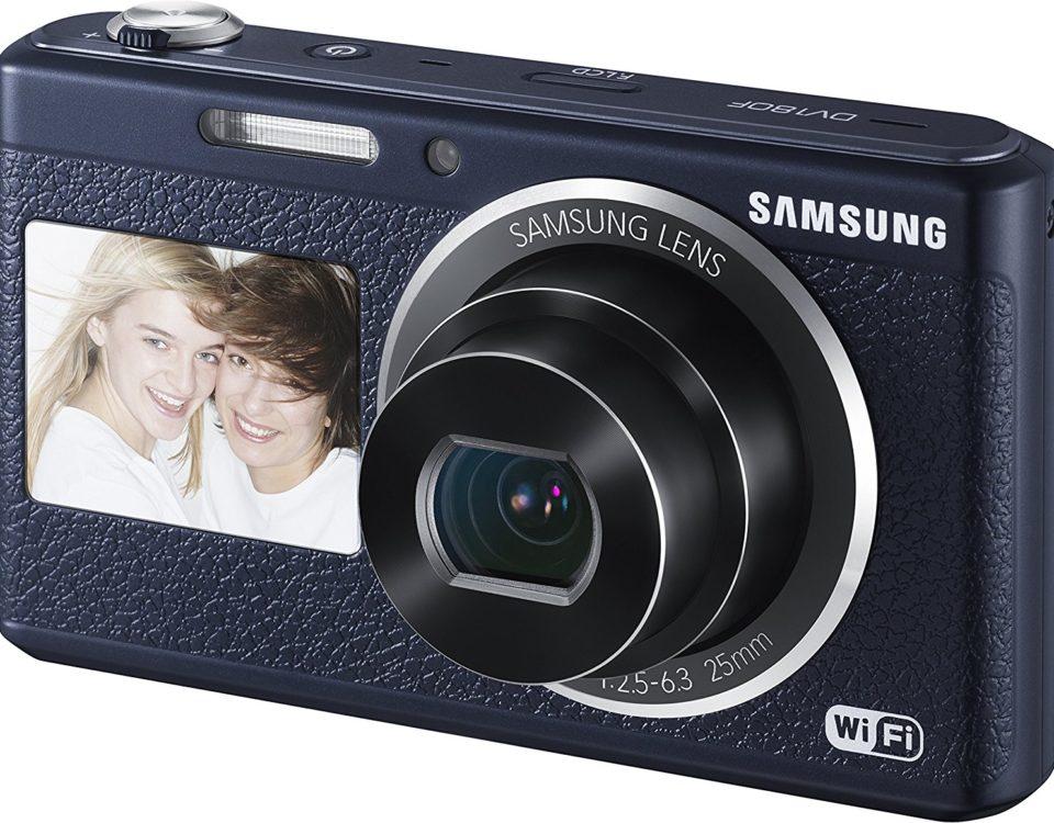 samsung dv180f selfie kamera