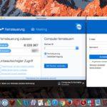 TeamViewer Download für den Mac: kostenlose Fernwartung unter macOS