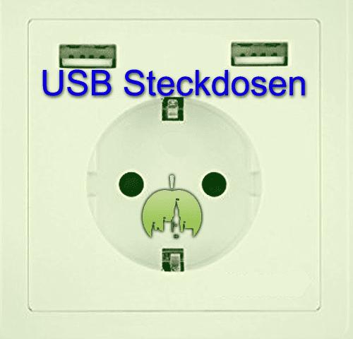usb steckdose kaufen amazon online bestellen usb-steckdose schuko und usb port zum einbauen unterputz
