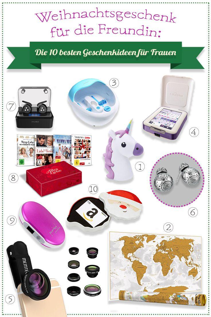 weihnachtsgeschenk f r freundin weihnachtsgeschenkideen. Black Bedroom Furniture Sets. Home Design Ideas