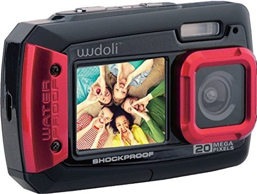 wudoli selfie kamera wasserdicht gopro alternative