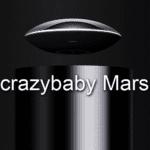 crazybaby Mars: mobiles Bluetooth Soundsystem mit schwebendem Lautsprecher