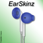 EarSkinz für EarPods und AirPods: Überzieher für Apple Kopfhörer verhindern Herausfallen