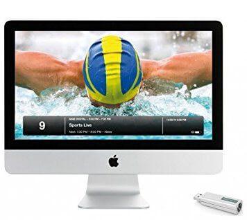 eyeTV T2 DVB T2 empfangen am Mac, Apple MacBook Pro, fernsehen, TV live, aufnehmen, streamen Bildquelle: Amazon