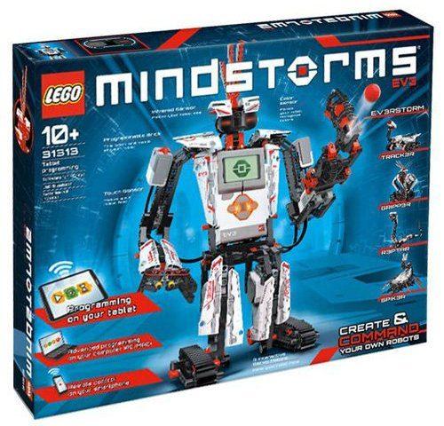 LEGO 31313 Mindstorms EV3 Set - die Grundlage für alle möglichen Roboter, Maschinen und Helferlein. Bild: Amazon