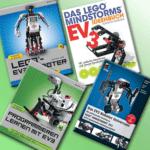 LEGO Mindstorms EV3 Bücher: Anleitungen, Projekte, Programmieren lernen und mehr