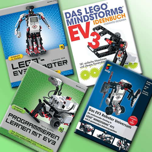 lego mindstorms ev3 b cher anleitungen idea books programmierhilfe. Black Bedroom Furniture Sets. Home Design Ideas