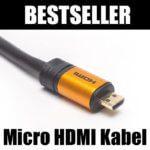 Micro HDMI Kabel – die Bestseller der Verbindungskabel