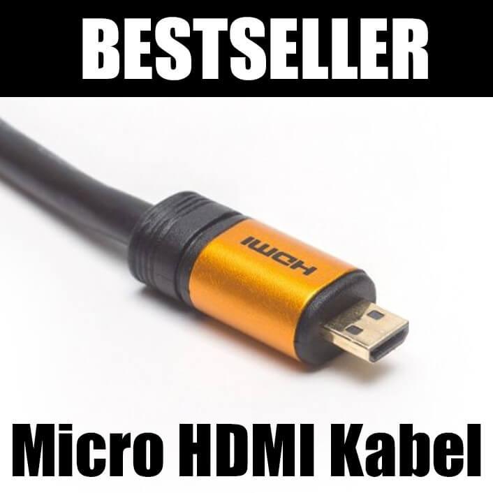 Die Bestseller der Micro HDMI Kabel