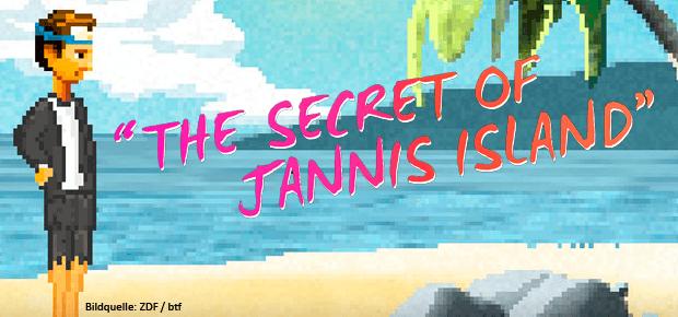 Neo Magazin Royale Spiel Videospiel The Secret of Jannis Island Game Royal download