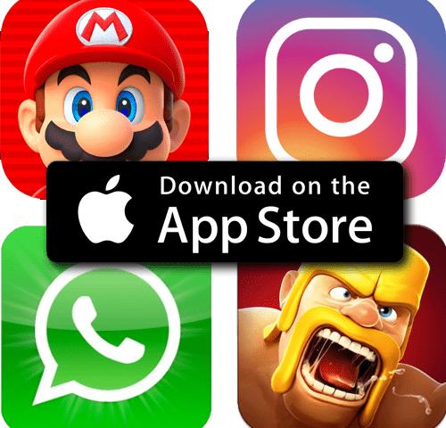 Der 1. Januar 2017 war der bisher umsatzstärkste Tag im Apple App Store. Bilderquelle: Apple App Store