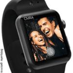CMRA Apple Watch Kamera Armband von der CES 2017