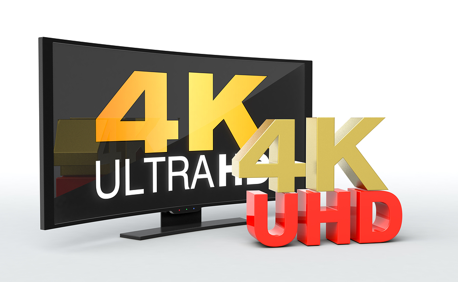 4K Ultra HD Monitor für PC und Mac