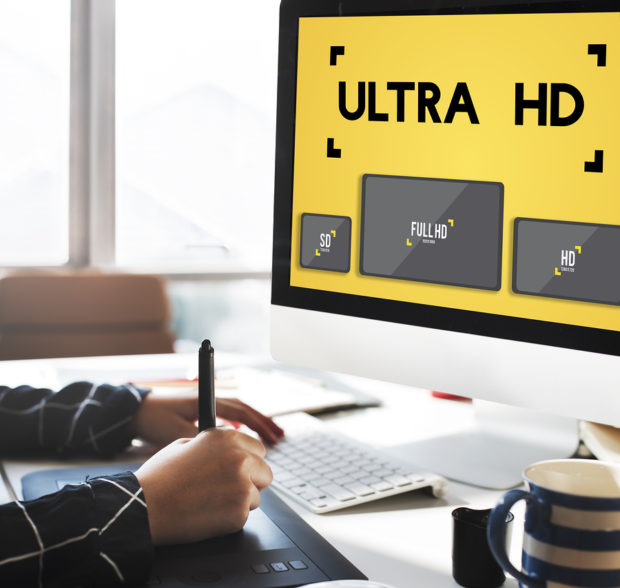 Ultra HD Definition Monitor