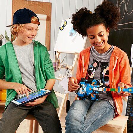 Lego Boost Roboter Motor Programmieren lernen App iOS Android für Kinder, Jugendliche, Erwachsene, Unterricht